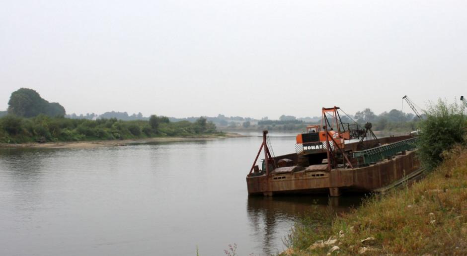 Lubelskie: Ostrzeżenie przed wzrostem poziomu wody w Wiśle