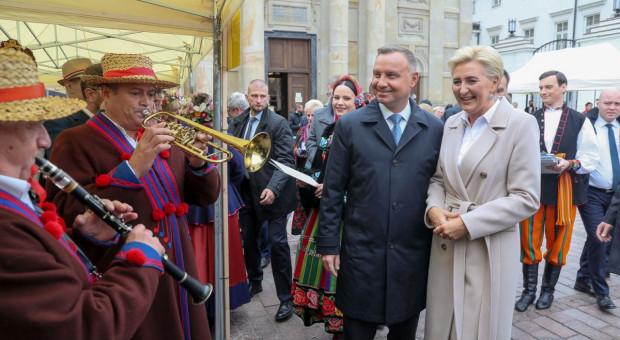 Prezydent: Dzięki trudowi rolników mamy w Polsce zapewnione bezpieczeństwo żywnościowe