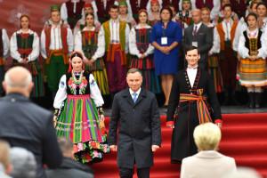 Lider PSL odsłonił pomnik Wincentego Witosa w Łowiczu