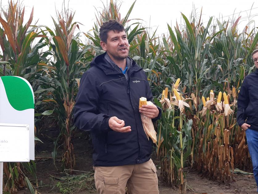 Karol Kozłowski Seeds Technical Manager Corn, Syngenta Fot. A. Kobus
