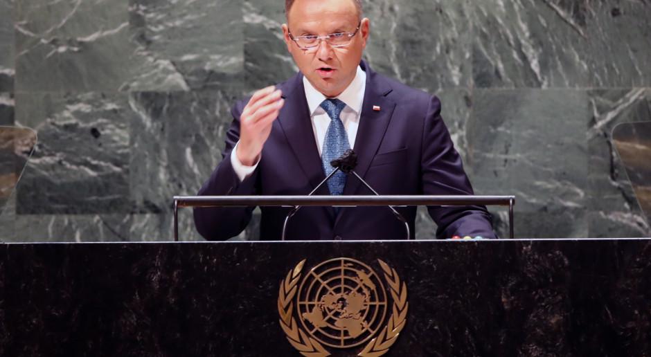 Prezydent Duda weźmie udział w szczycie żywnościowym ONZ i spotka się z Polonią