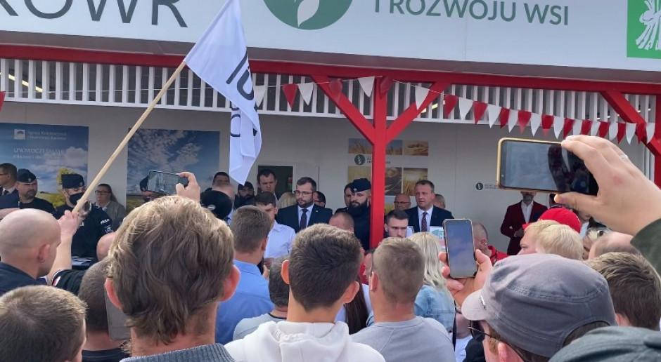 Minister Puda i Kołodziejczak - umówieni na spotkanie
