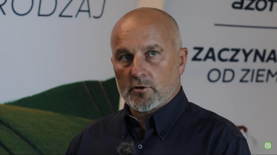 Piotr Zarosiński, YT nawozy.eu