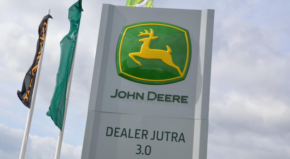 John Deere: Zapewniamy dojazd serwisu w 60 minut
