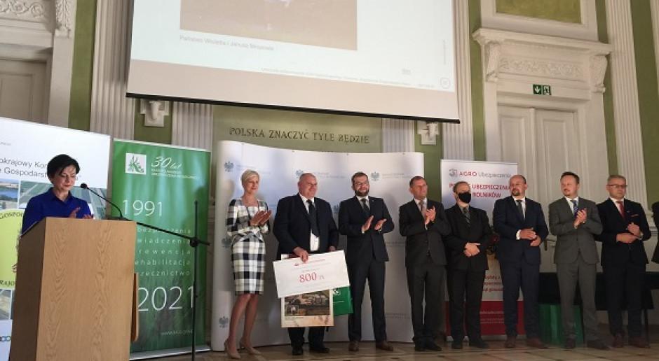 Gala XVIII Konkursu Bezpieczne Gospodarstwo Rolne