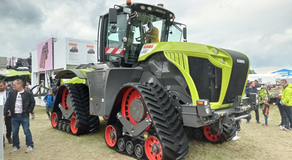 Największe ciągniki na Agro Show 2021