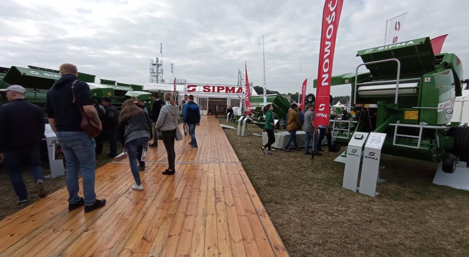 Sipma - nowości na Agro Show 2021
