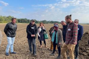 Wymiana wiedzy i doświadczenia na temat rolnictwa regeneratywnego