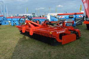 Agrimet - nowy producent maszyn do uprawy bezorkowej