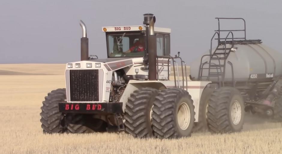 Big Bud 440 – amerykańska bestia sieje pszenicę