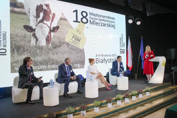 Międzynarodowe Forum  Spółdzielczości Mleczarskiej już pełnoletnie