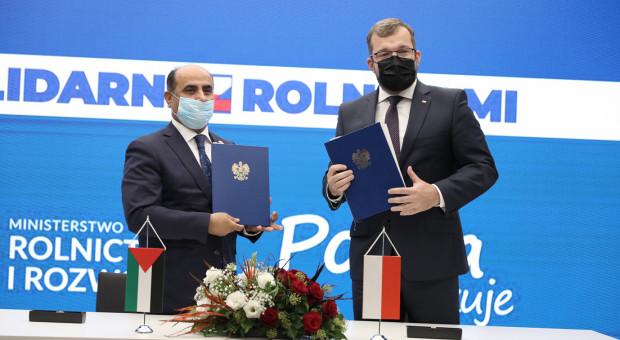 Puda: Chcemy promować polską żywność i skracanie łańcuchów dostaw