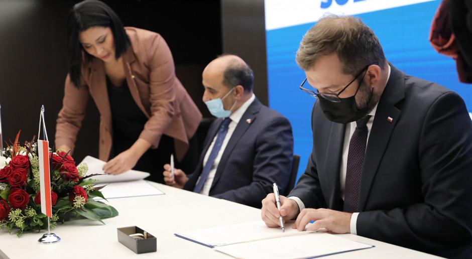 Rozmowy polsko-palestyńskie i podpisanie Memorandum