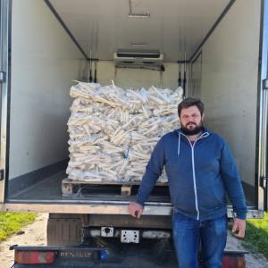 Mateusz Szczepaniak, rolnik z województwa łódzkiego, produkcja warzywnicza