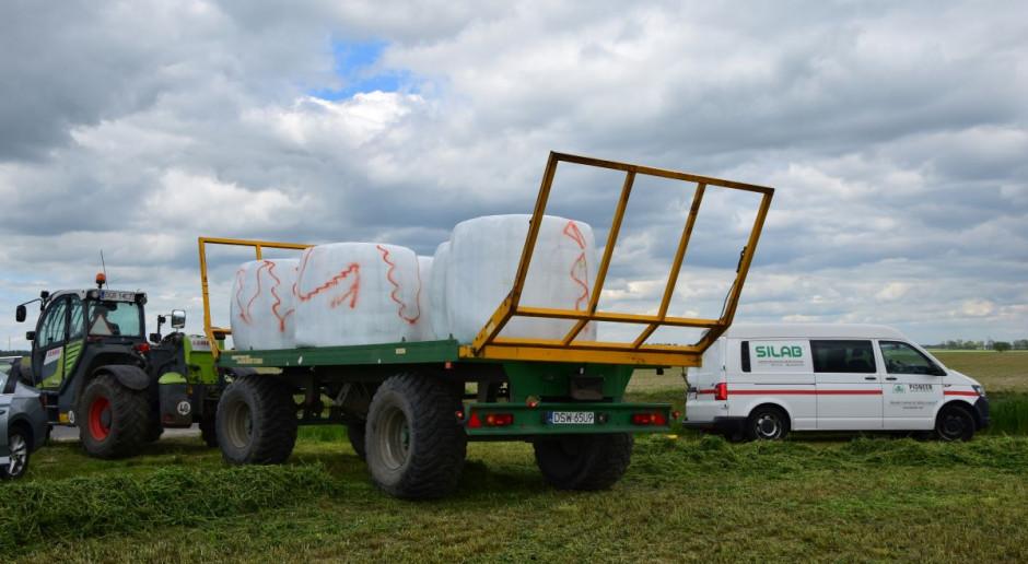 Czy istnieje przepis na idealną belę z lucerny i traw? Wyniki projektu badawczego