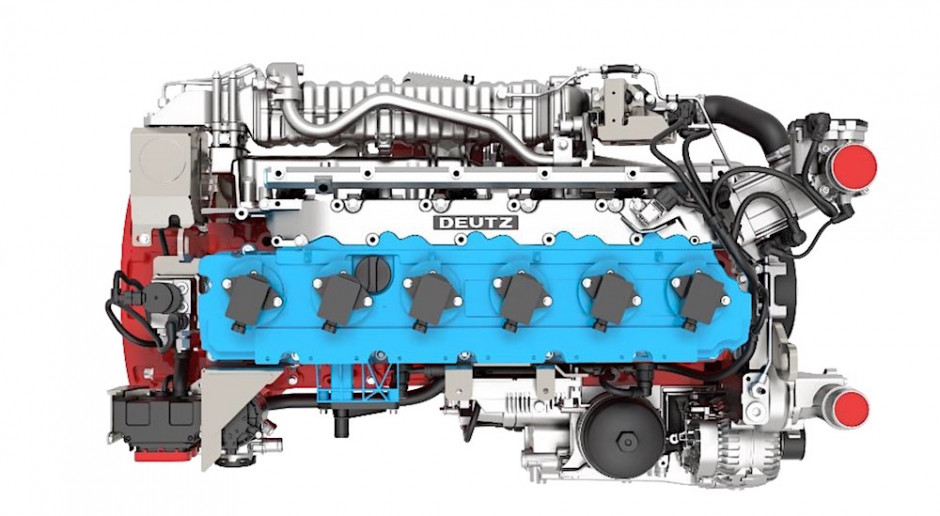 Deutz AG - silnik na wodór gotowy