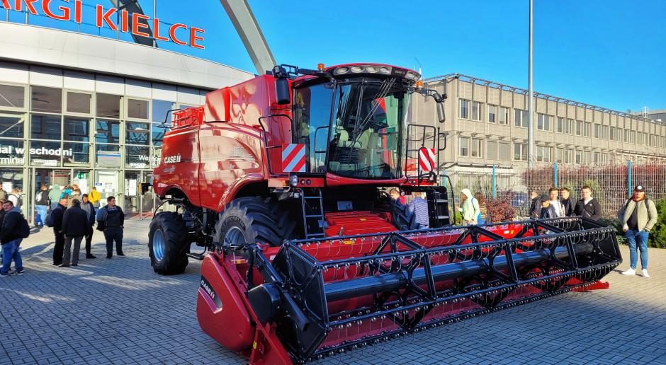 Wystartowały XXVI targi Agrotech w Kielcach