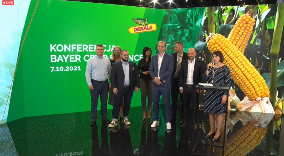 Bayer stawia na kukurydzę – jakie nowości firma przygotowała na sezon 2022?