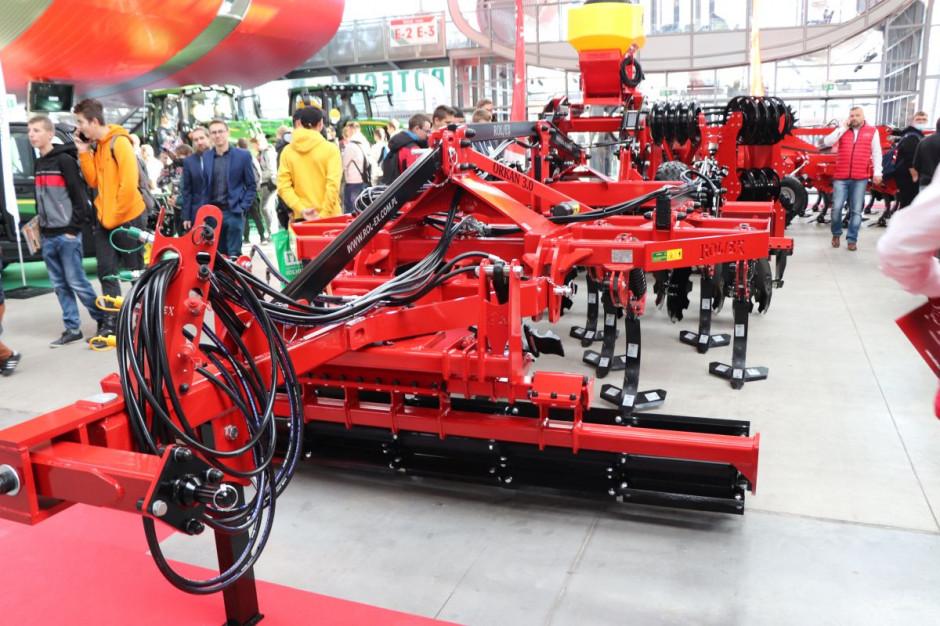 Maszyny do uprawy bezorkowej na Agrotechu (galeria)