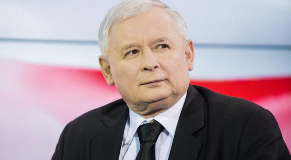 Kaczyński: Powstaje rezerwa budżetowa, która się będzie nazywała Fundusz Ubezpieczeń Rolniczych
