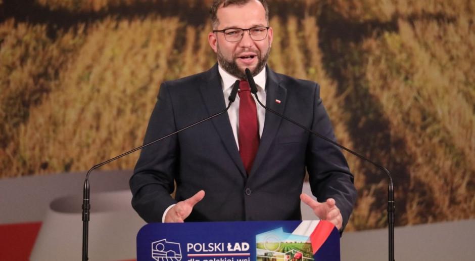 Prawo i Sprawiedliwość zaprezentowało na konwencji Polski Ład dla rolnictwa