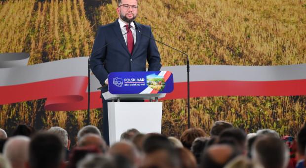 Puda: 4,5 mld zł przekażemy rolnikom na magazyny do przechowywania płodów rolnych