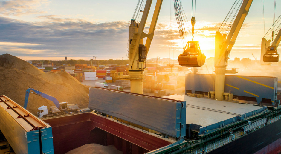 Ukraina spodziewa się rekordowego eksportu pszenicy i kukurydzy