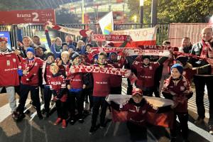 PROCAM CUP 2021 – Zwycięzcy turnieju AP Champions Ryjewo na meczu Polska – San Marino