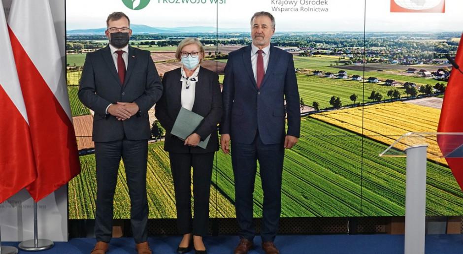 Ziemia będzie lepiej widoczna dla rolnika