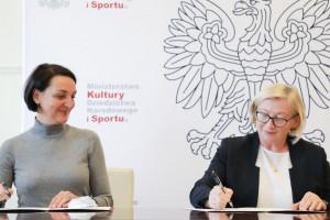 Warszawa: Porozumienie ws. współpracy służb konserwatorskich i KOWR