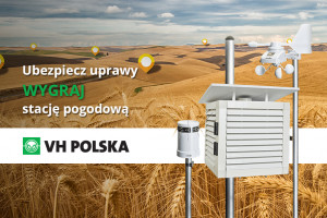 VH Polska: Wygraj precyzyjną stację pogodową dla rolnictwa!