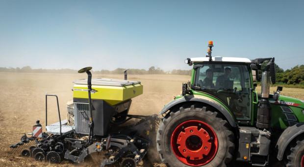 SKY Agriculture - wielozadaniowy, zawieszany nowy siewnik serii M