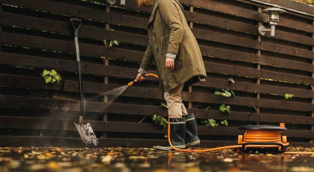 Jesienne czyszczenie sprzętu ogrodowego